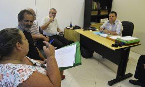 Comissão organizadora revisa minuta do Regimento Interno para a etapa municipal da 6ª Conferência Nacional das Cidades