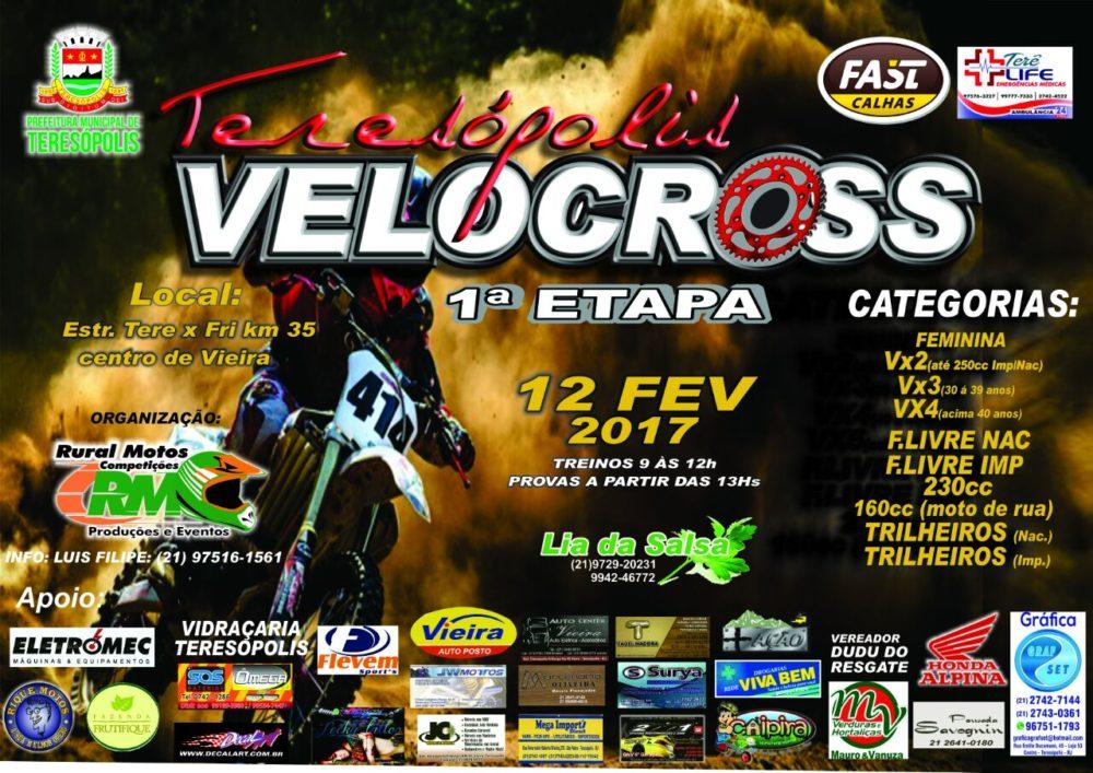 Velocross 1ª etapa 12-02-17